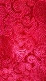Fondo artistico astratto del velluto di rosso di vino Fotografia Stock Libera da Diritti