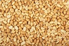 Fondo asado de los cacahuetes Imagenes de archivo