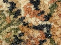 Fondo ascendente cercano de la estructura de la alfombra fotos de archivo