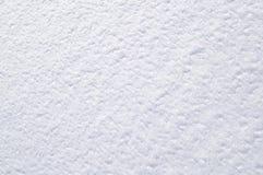 Fondo asoleado de la nieve Imagen de archivo libre de regalías