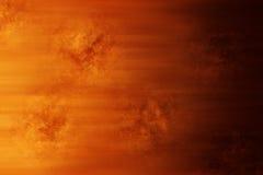 Fondo astratto arancio caldo Fotografia Stock Libera da Diritti