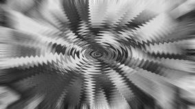 Fondo astratto in bianco e nero Fotografie Stock