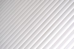 Fondo astratto bianco, linee, luce fotografia stock libera da diritti