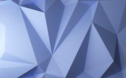 Fondo astratto blu royalty illustrazione gratis