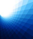 Fondo astratto blu Immagine Stock