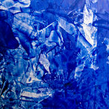 Fondo astratto blu e bianco Fotografia Stock