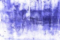 Fondo astratto blu scuro del grano Fotografie Stock