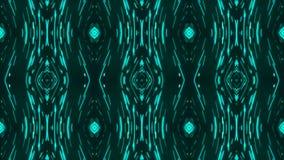 Fondo astratto che fa le forme casuali in assortimento dei colori Avvolga un fondo geometrico classico stock footage