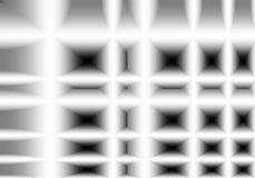 Fondo astratto che presenta le barre della prigione del metallo Immagine Stock Libera da Diritti