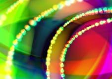 Fondo astratto con effetto radiale di pendenza fotografie stock