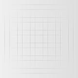Fondo astratto con le linee bianche e grige Fotografia Stock Libera da Diritti