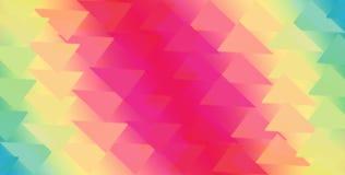 Fondo astratto dei triangoli Fotografie Stock Libere da Diritti