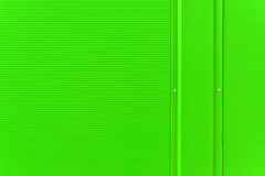 Fondo astratto del metallo di verde di calce Fotografie Stock Libere da Diritti