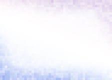 Fondo astratto del pixel di pendenza Fotografie Stock