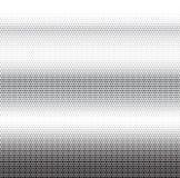 Fondo astratto del semitono di gradazione di grigio Immagine Stock Libera da Diritti