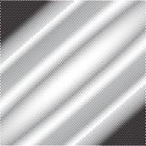 Fondo astratto del semitono di gradazione di grigio Fotografia Stock Libera da Diritti