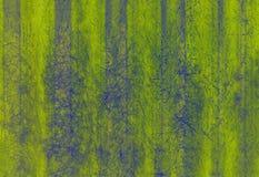 Fondo astratto del tetto del policarbonato di colore Fotografie Stock Libere da Diritti