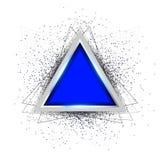 Fondo astratto del triangolo Fotografia Stock Libera da Diritti