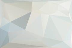 Fondo astratto del triangolo, forme geometriche moderne Immagine Stock