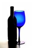 Fondo astratto del vino Fotografie Stock