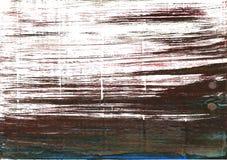 Fondo astratto dell'acquerello del bistro Fotografia Stock