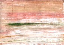 Fondo astratto dell'acquerello dell'amaranto Fotografie Stock