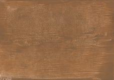 Fondo astratto dell'acquerello della noce di cocco illustrazione vettoriale