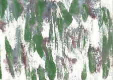 Fondo astratto dell'acquerello di axolotl Fotografie Stock