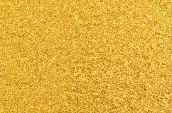 Fondo astratto dell'oro Fotografie Stock Libere da Diritti