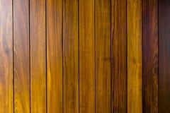 Fondo astratto della parete di legno Fotografia Stock
