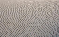 Fondo astratto della sabbia Fotografia Stock