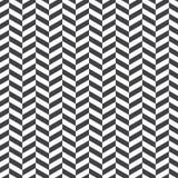 Fondo astratto della spina di pesce i colori neri sorgono il modello con le linee della diagonale del gallone Ornamento geometric royalty illustrazione gratis