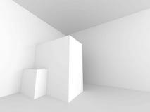 Fondo astratto di architettura della costruzione di edifici Fotografie Stock