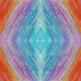 Fondo astratto di arte della pittura di colore di acqua Immagine Stock Libera da Diritti