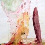 Fondo astratto di colore Fotografia Stock