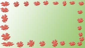Fondo astratto di flowertexture Fotografia Stock
