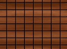 Fondo astratto di legno Immagine Stock