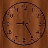 Fondo astratto di legno Fotografie Stock Libere da Diritti