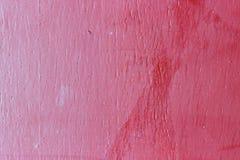 Fondo astratto di legno rosso Fotografie Stock