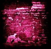 Fondo astratto di lerciume di rosa caldo Fotografia Stock Libera da Diritti