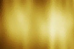 Fondo astratto di pendenza dell'oro Fotografia Stock Libera da Diritti
