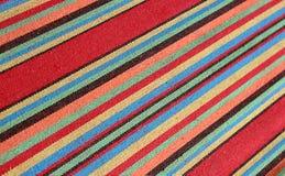 Fondo astratto di stripey Fotografie Stock