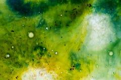 Fondo astratto di struttura di colori di acqua fotografia stock