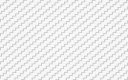 Fondo astratto di struttura del metallo bianco illustrazione di stock