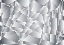 Fondo astratto di struttura del triangolo Fotografie Stock