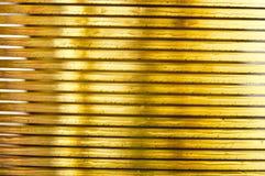 fondo astratto di struttura dell'oro Fotografie Stock