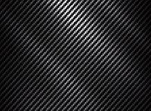 Fondo astratto di struttura della fibra del carbonio Fotografia Stock Libera da Diritti