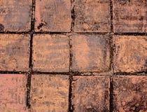 Fondo astratto di struttura della roccia di lerciume Fotografie Stock
