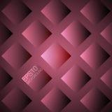Fondo astratto geometrico colorato vettore Fotografia Stock