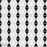 Fondo astratto geometrico con la linea e Dots Patterns collegati royalty illustrazione gratis